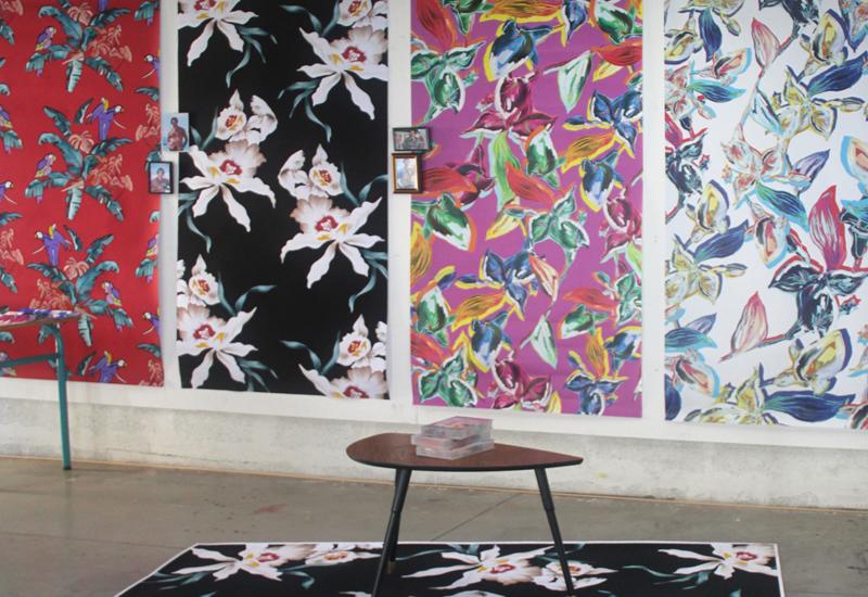 ecole nationale sup rieure des beaux arts de lyon laura cochet dnat design textile 2016. Black Bedroom Furniture Sets. Home Design Ideas