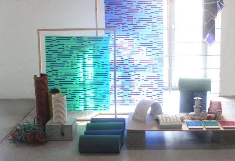 ecole nationale sup rieure des beaux arts de lyon emma cogne dnat design textile 2016. Black Bedroom Furniture Sets. Home Design Ideas