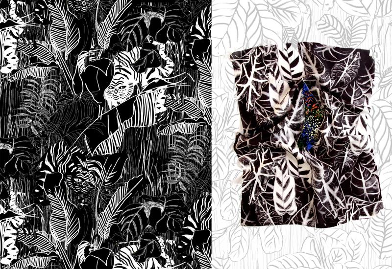 ecole nationale sup rieure des beaux arts de lyon natacha baptiste dnat design textile 2016. Black Bedroom Furniture Sets. Home Design Ideas