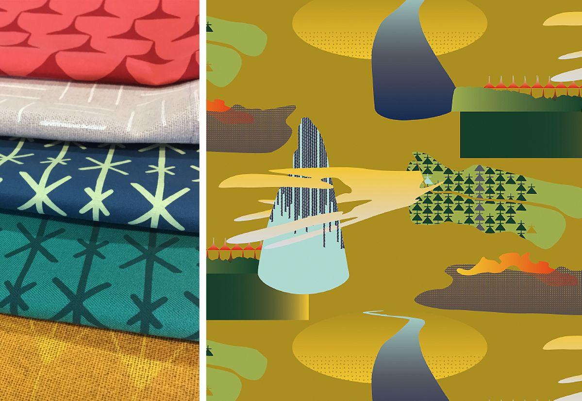 ecole nationale sup rieure des beaux arts de lyon chih chieh wu dnat design textile 2017. Black Bedroom Furniture Sets. Home Design Ideas
